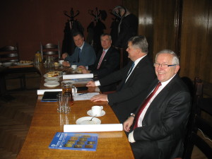 Spotkanie z Prezesami zaprzyjaźnionych Oddziałów SEP