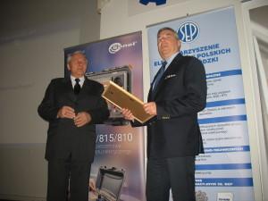Spotkanie delegatów Oddziału Łódzkiego SEP